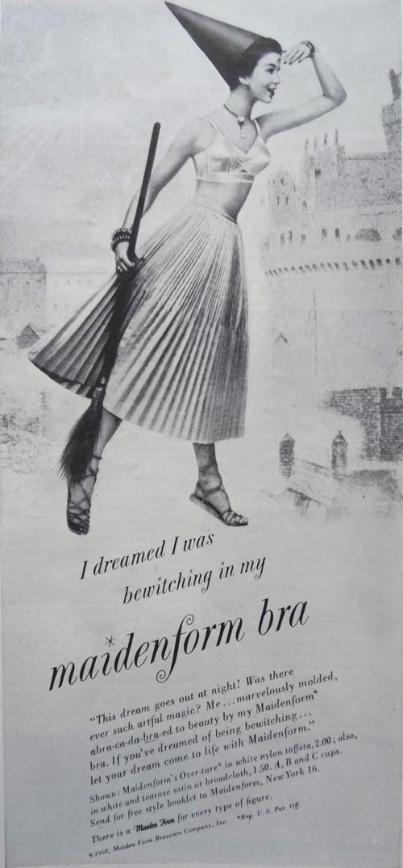 ad campaign � maidenform 1951 the vintage traveler