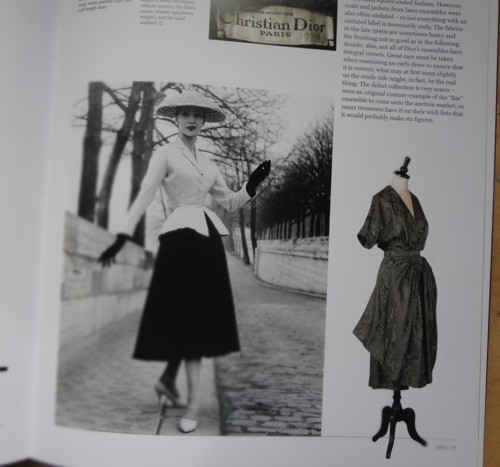 currently reading vintage fashion and couture the