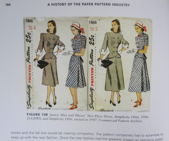 Currently Reading – A History of the Paper Pattern
