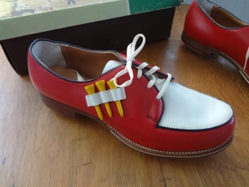 Endicott Johnson Golf Shoes