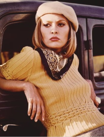 Faye Dunaway might be my favorite girl crush.