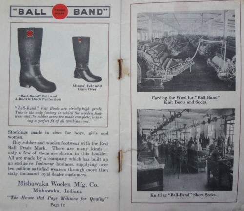 More Days Wear Warm And Dry In Ball Band Boots The