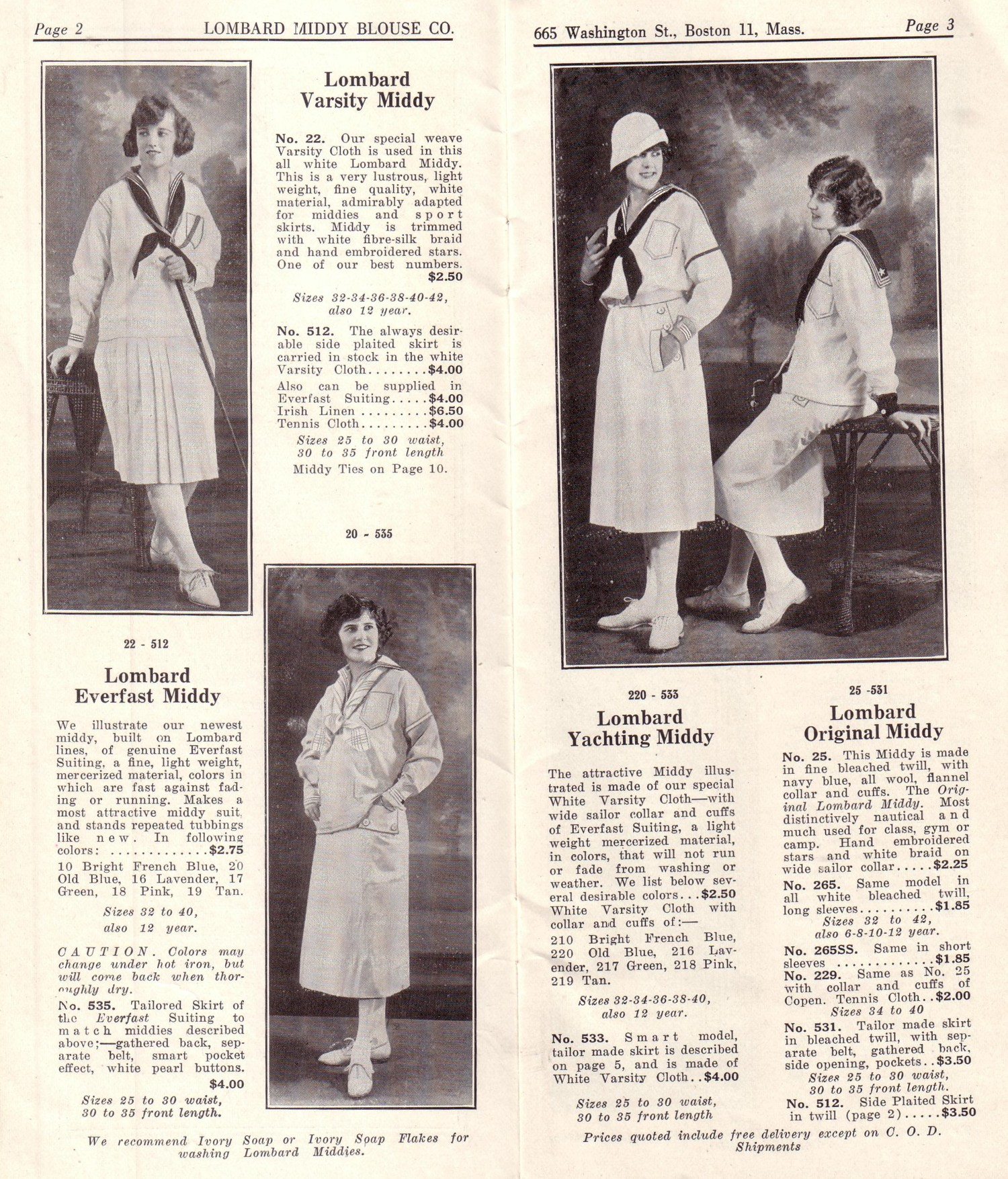 lombard middy blouses for the college the vintage traveler